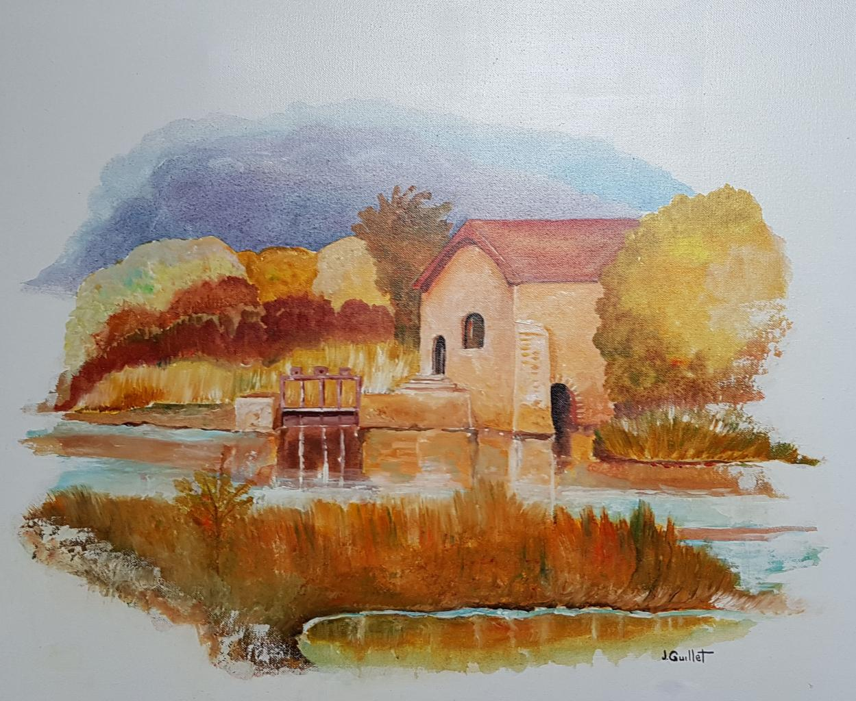"""""""Moulin du gué de Mesnil"""""""