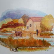 Moulin du gué de Mesnil