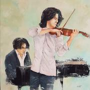 Impression piano et violon