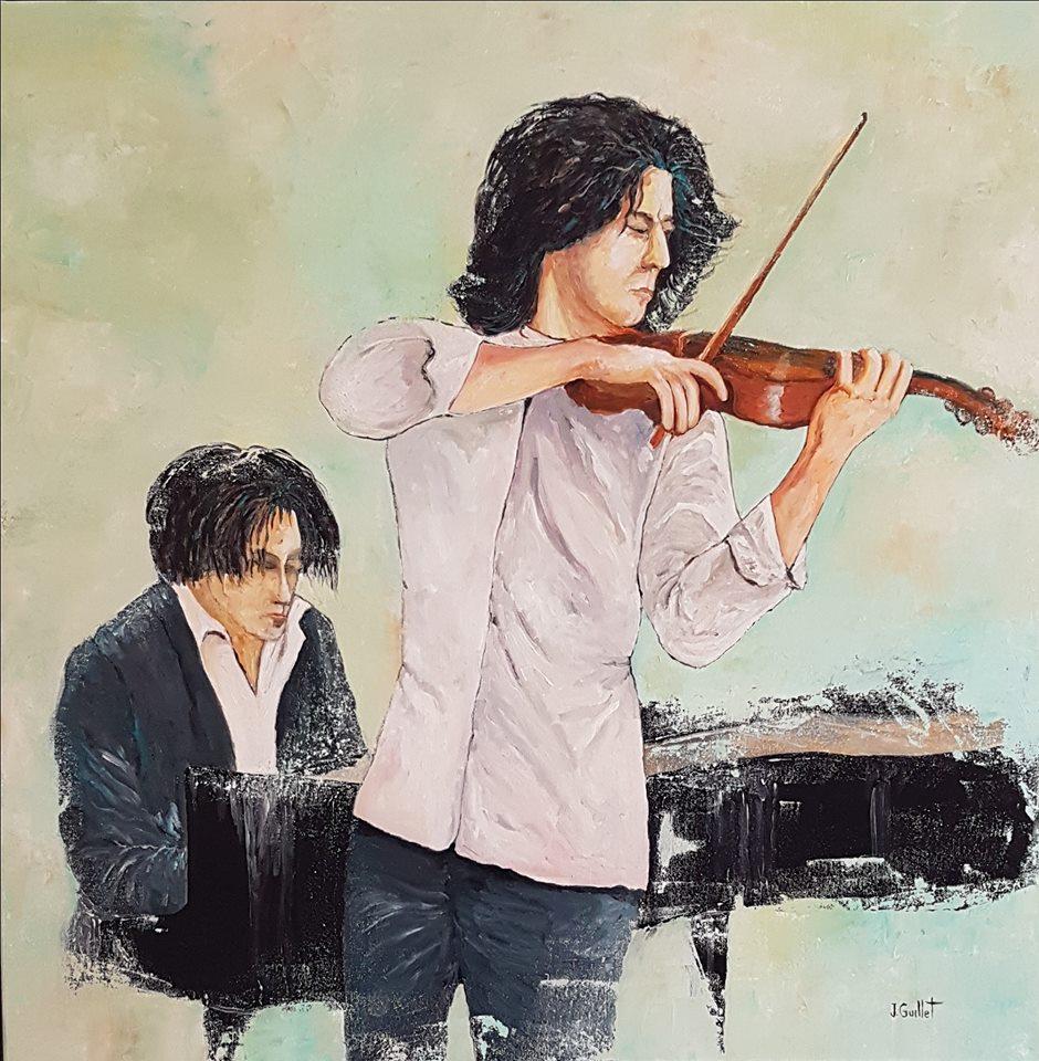 Impression piano et violon