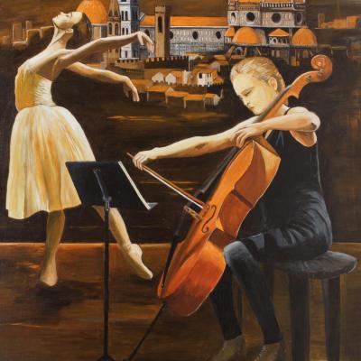 Hommage aux musiciens