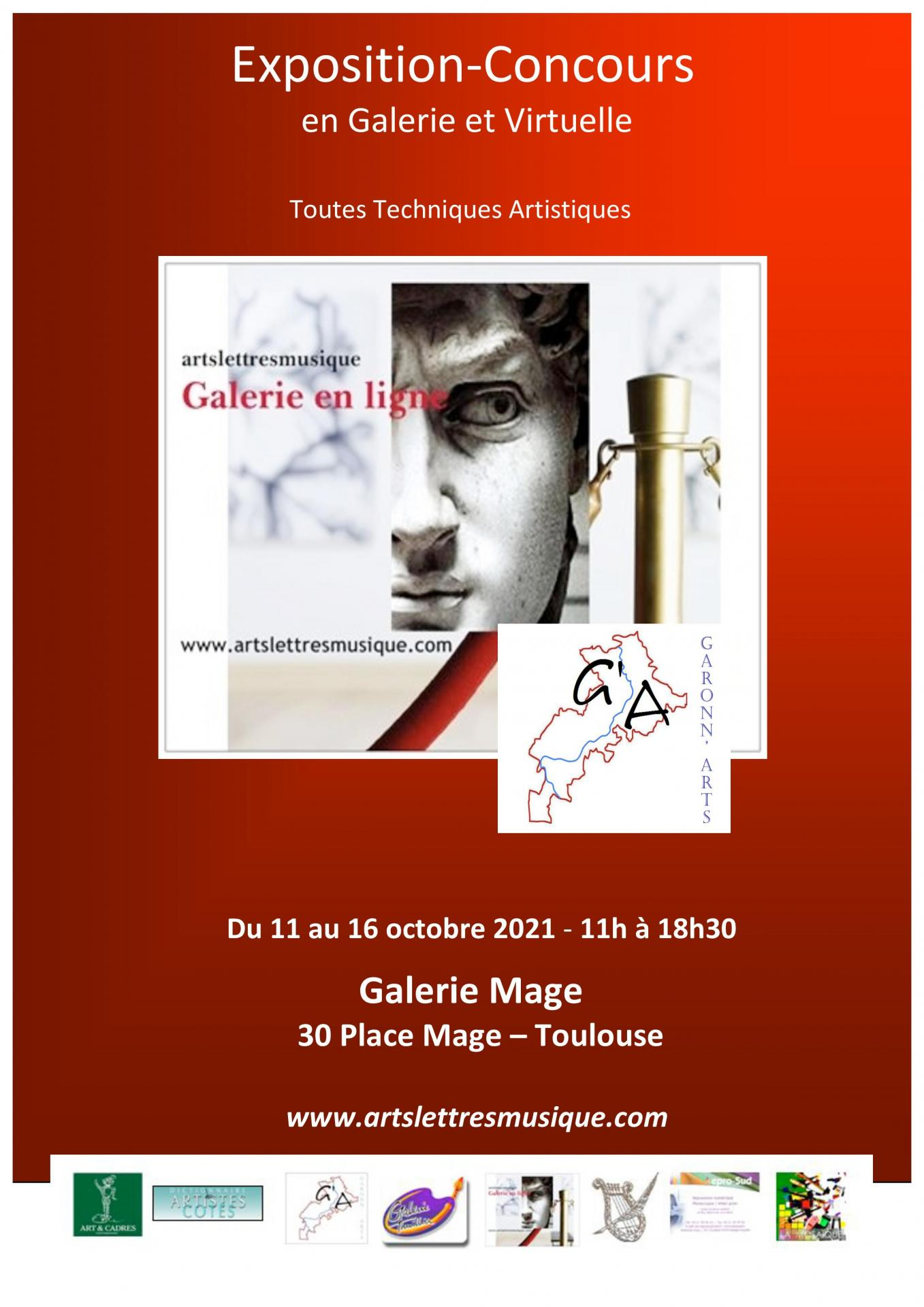 Galerie Mage - Toulouse