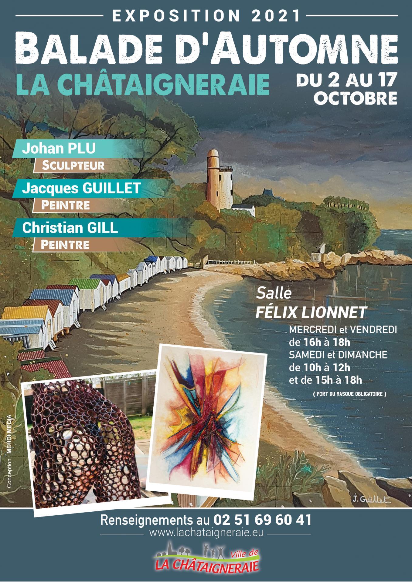 Invité Balade d automne 2021 La Chataigneraie (Vendée)